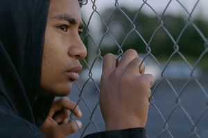 Beulah Koale plays Isaac in Manurewa. Photo / Supplied