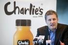 Charlie's CEO Stefan Lepionka. Photo / Natalie Slade