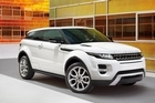 Range Rover says it has 18,000 advance orders for the multi-optioned Evoque. Photo / Supplied