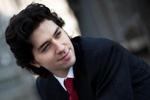 Pianist Sergio Tiempo. Photo / Supplied