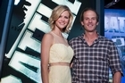 The film 'Battleship', directed by Peter Berg and featuring actress Brooklyn Decker, is due for release next year. Photo / AP