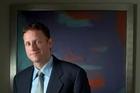 Billionaire American technology entrepreneur Peter Thiel. Photo / Supplied