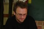 Journalist Glen Johnson was freed from Yemen yesterday. Photo / Supplied