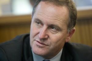 Prime Minister John Key File photo