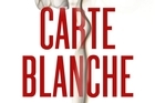 Book cover of Carte Blanche by Jeffery Deaver. Photo / Supplied