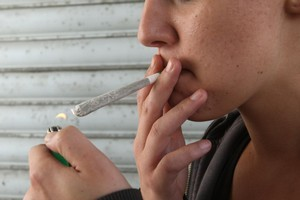 Synthetic cannabis products and legal highs may be banned for sale in bottle stores. Photo / APN