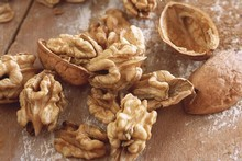 Walnuts are full of the 'good' fats and are rich in flavour too. Photo / Glenn Jeffrey