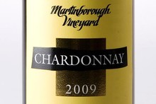 Martinborough Vineyard Martinborough Chardonnay 2009 $40. Photo / Babiche Martens