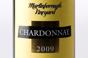 Martinborough Vineyard Martinborough Chardonnay 2009 $40. Photo / Babiche Martens