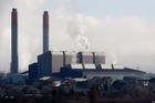 Huntly Power Station Photo / Christine Cornege
