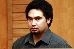 Kerry Charles Ratana admitted killing Sahara Baker-Koro. Photo / APN