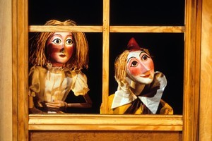 World Puppet Festival. Photo / Supplied