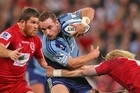 One punter put $40,000 on the Reds to beat the Blues. Photo / Getty Images
