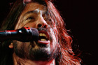 Dave Grohl and the Foo Fighters are coming back to play the full stadium show. Photo / Greg Bowker