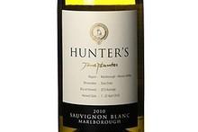2010 Hunters Sauvignon Blanc, $20. Photo / Supplied