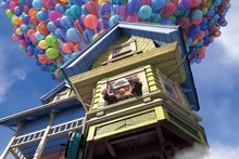 A scene from <i>Up</i>. Photo / Supplied