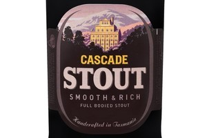 Cascade Stout, $15.99. Photo / Supplied