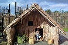 Te Ao Marama Maori culture village at Te Hana. Photo / Danielle Wright
