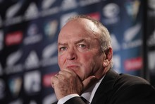 All Black coach Graham Henry. Photo / Getty Images