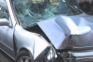 The 19-year-old passenger died at the scene of the crash. Photo / Supplied