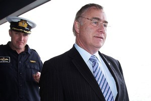 Defence Minister Wayne Mapp. Photo / Getty Images