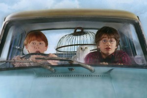 Harry Potter and the Chamber of Secrets . Photo / Supplied