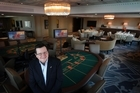 Nigel Morrison hopes the Horizon Suites will attract high-stakes gamblers. Photo / Sarah Ivey