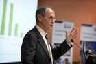 Sir Michael Marmot says social inequality is the real problem in health. Photo / Natalie Slade