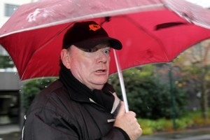 Former EMA boss Alasdair Thompson pictured this week in Newmarket. Photo / Doug Sherring