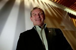 Peter Chrisp, CEO of New Zealand Trade and Enterprise. Photo / Brett Phibbs