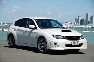 Modern engineering allows petrolheads the best of both worlds with Subaru's WRX STI. Photo / Jacqui Madelin