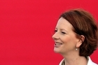 Australian Prime Minister Julia Gillard has armed herself with a plan to tackle climate change, while delivering tax cuts and shoring up jobs in mining and manufacturing. File photo / AP