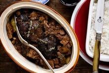 Beef bourguignon. Photo / Babiche Martens