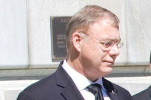 Defence Minister Wayne Mapp. Photo / Mark Mitchell