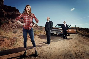 Programmes such as Doctor Who, featuring Karen Gillan, have boosted BBC Worldwide. Photo / Supplied