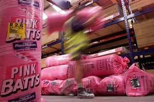The Australian insulation stimulus package ended suddenly in February last year after a series of scandals over insulation standards. Photo / Supplied