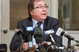 Murray McCully has raised concerns about China's aid strategy in the Pacific. Photo / Paul Estcourt