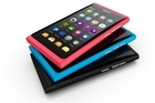 The Nokia N9 is set up for near-field communication. Photo / Supplied