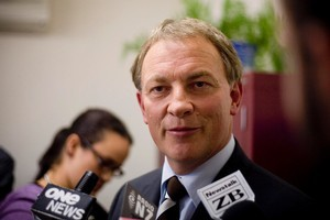 Labour Party leader Phil Goff. Photo / NZ Herald
