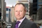Sean Hughes, head of the Financial Markets Authority Photo / Mark Mitchell