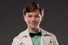 Sources say 'Glee' actor Chris Colfer had 'no idea' he was not returning for the show's fourth season. Photo / Supplied