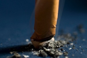 Many say barring smokers from employment at Auckland DHB would be discriminatory.  Photo / File
