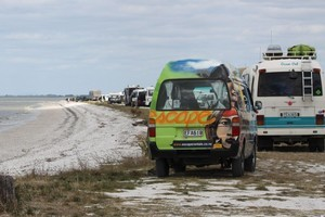 Fines are a more immediate answer to those who flout the rules of freedom camping. Photo / File