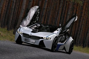 BMW's Vision. Photo / Suppied