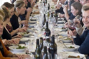 The Barossa Gourmet Weekend. Photo / John Kruger