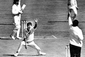 After the likes of Sir Richard Hadlee, it may be a while before we see such exceptional talents again. Photo / Paul Estcourt