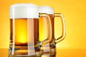 Don Kavanagh looks favourably at brewed beer which hits home. Photo / Thinkstock
