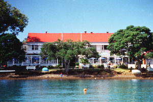 Russell's Duke of Marlborough Hotel opened in 1827. Photo / Supplied