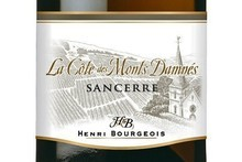 Henri Bourgeois La Cote des Monts Damnes Sancerre 2008 $54. Photo / Supplied