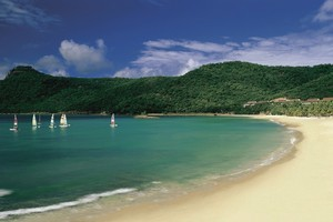 Hamilton Island's Catseye Beach. Photo / Supplied
